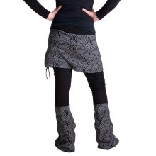 Vishes Hose mit Rock Hippie Hose Goa Rock Hippie Cacheur