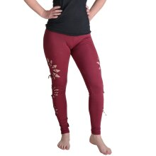 Vishes Leggings Hose Cutwork Goa Hose Elfen