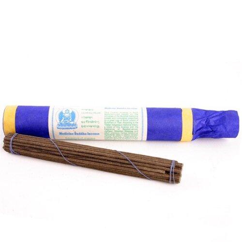 37 Räucherstäbchen Tibet Nepal Buddha 21 cm 40 g