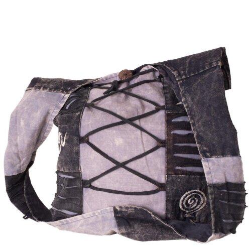 Vishes Tragetasche Umhängetasche Damentasche Beuteltasche